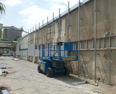שדרוג מפעל בפנל מבודד