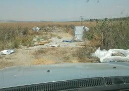 איסוף פסולת אסבסט