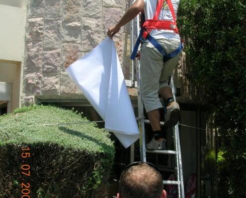 אישור עבודה בגובה